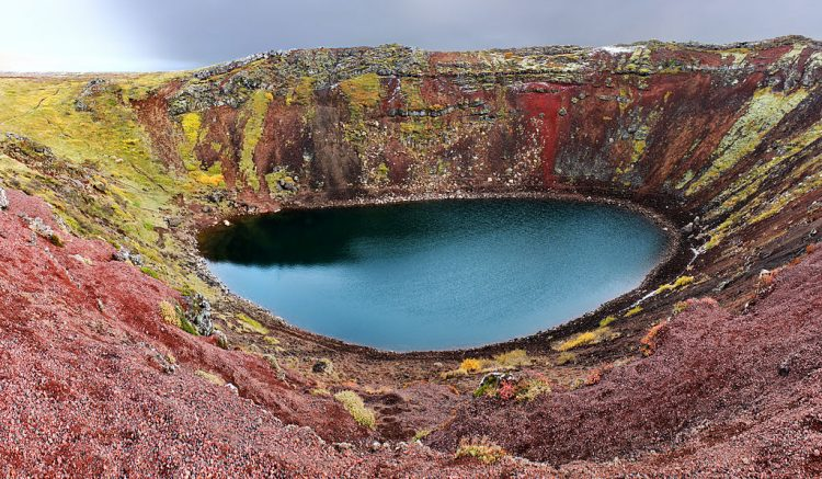 sites volcaniques visite en islande